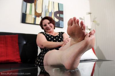 Beautiful Foot Models torrent